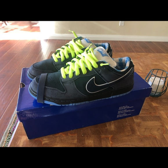 Personas mayores victoria mantequilla  Nike Shoes | Sb Dunks Blue Lobster | Poshmark